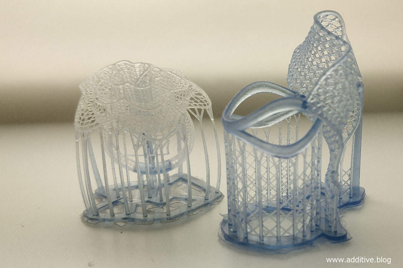 SLA - Stereolithography (and DLP, CDLP, CLIP)